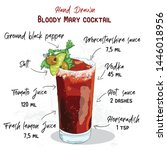 Hand Drawn Colorful Bloody Mar...