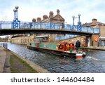 London   April 14. Narrow Boat...