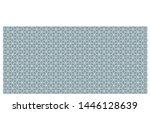 modern pattern vector... | Shutterstock .eps vector #1446128639