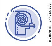 focusing solutions  business ... | Shutterstock .eps vector #1446137126