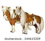 the illustration of the kids  ... | Shutterstock . vector #144615209