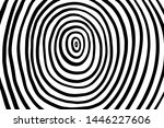 hand drawn abstract circle... | Shutterstock . vector #1446227606