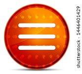 hamburger menu bar icon...