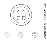 earphone  headphone  basic  ui...