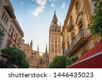 Seville Cathedral and Giralda Tower - Seville, Andalusia, Spain