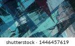 artistic sketch backdrop... | Shutterstock . vector #1446457619