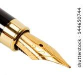 Classic Gold Fountain Pen...