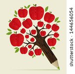 apple,art,artwork,back to school,background,branch,cartoon,class,college,colorful,concept,creative,delicious,design,draft