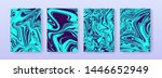 abstract marble texture with...   Shutterstock .eps vector #1446652949