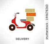 advertise,background,bicycle,bike,biker,box,carry,carton box,color,concept,convey,delivery,design,design element,distribution