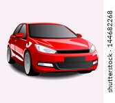 alloy,car,drive,fast,front,glass,hatchback,light,rear,red,speed,sports car,vector,wheel
