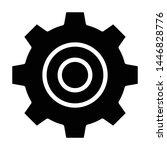 gear icon  vector illustration...