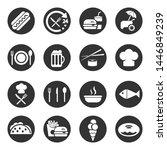 food  fast food  restaurant ... | Shutterstock .eps vector #1446849239