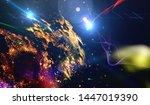 spectacular multicolored...   Shutterstock . vector #1447019390