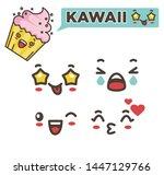 emoji strawberry cream cupcake...