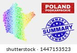 service podkarpackie... | Shutterstock .eps vector #1447153523