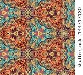 ethnic background based on... | Shutterstock .eps vector #144717130