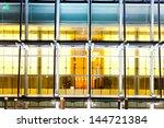 closeup of modern office... | Shutterstock . vector #144721384