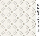 vector seamless pattern. modern ... | Shutterstock .eps vector #144724933