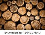 tree stump background | Shutterstock . vector #144727540
