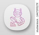 monitoring bot app icon....