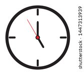 clock icon symbol design. clock ...