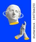 Modern Conceptual Art Poster...