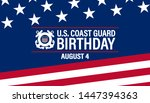 united states coast guard...   Shutterstock .eps vector #1447394363