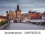Prague. Image Of Prague Taken...
