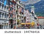 innsbruck  austria   may 22 ...   Shutterstock . vector #144746416