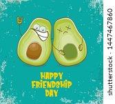 Happy Friendship Day Cartoon...