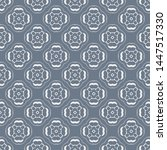 abstract seamless pattern of...   Shutterstock .eps vector #1447517330