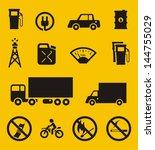 Gas Station Symbols