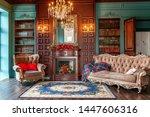 Luxury Classic Interior Of Hom...