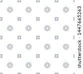 seamless vector pattern....   Shutterstock .eps vector #1447665263