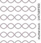geometric ornamental vector...   Shutterstock .eps vector #1447689500