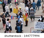 bangkok  thailand  june 30  ... | Shutterstock . vector #144777994