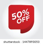 sale of special offers.... | Shutterstock .eps vector #1447893053