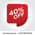 sale of special offers.... | Shutterstock .eps vector #1447893056
