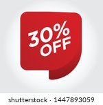 sale of special offers.... | Shutterstock .eps vector #1447893059