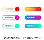 big collection buttons read...   Shutterstock .eps vector #1448077940