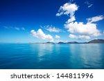 sea sky cloud and islands | Shutterstock . vector #144811996