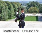 arlington  va  usa  september 9 ... | Shutterstock . vector #1448154470