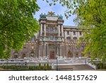 New Hofburg Palace. Vienna....