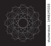 Geometric Pattern Star Set...