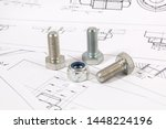 Technical Drawings Of Bolt And...