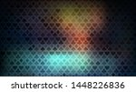 colorful background with card... | Shutterstock .eps vector #1448226836