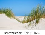 Dune At The Coast Of The Germa...