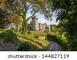 Famous 5 Star Dromoland Castle...