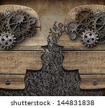 people communication concept | Shutterstock . vector #144831838